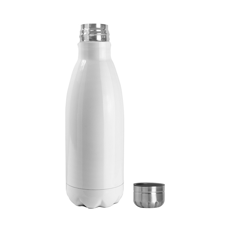 Bidones blancos brillantes 750 ml