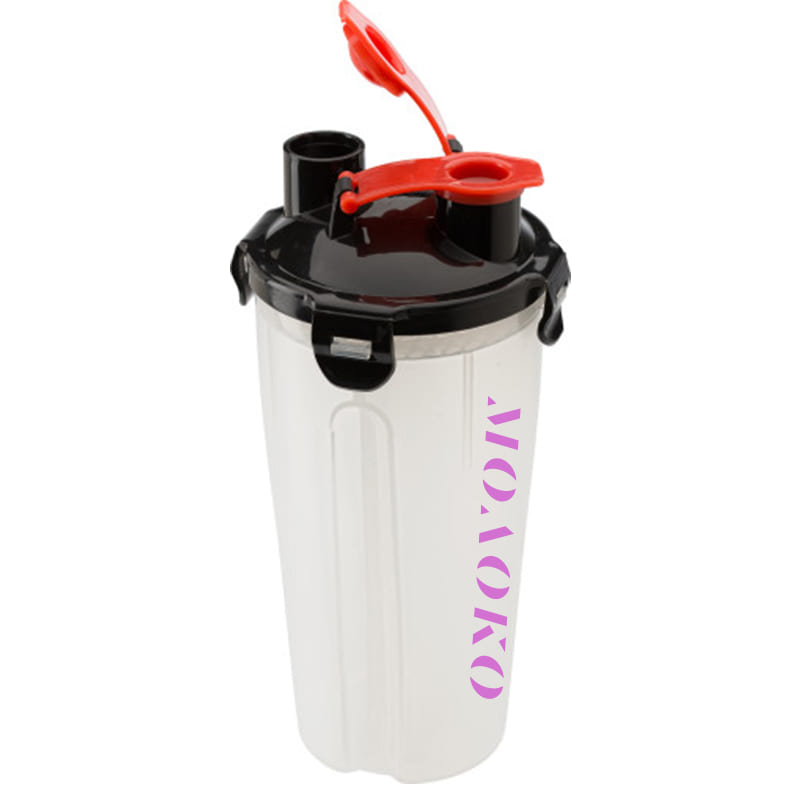 Shakers con multicompartimentos 350 ml